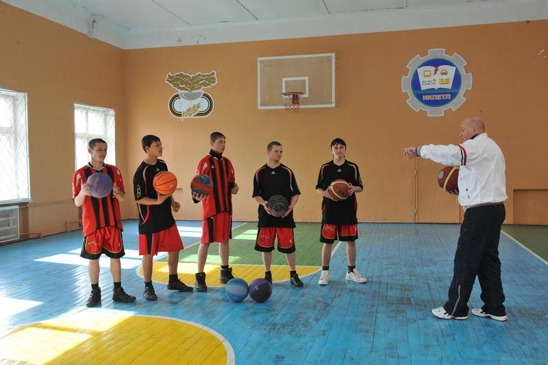 Баскетбол - юнаки