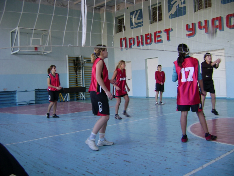 Волейбол - дівчата